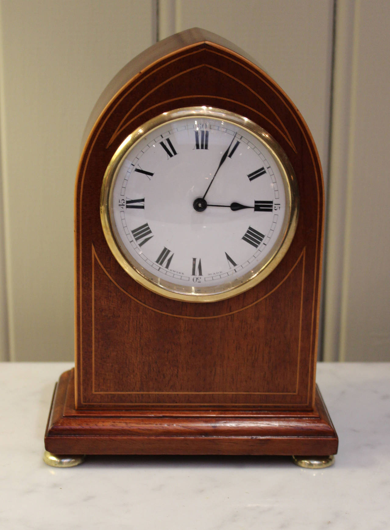 Bulova Mantel Clock | Clocks for Fireplace Mantel | Vintage Bulova Wall Clock