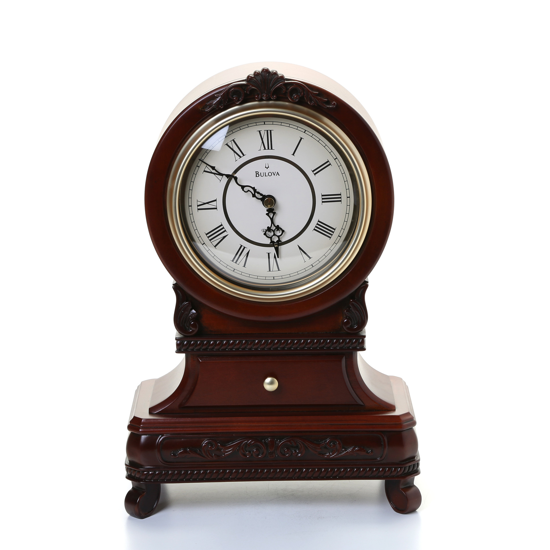 Bulova Mantel Clock | Mantel Clocks for Sale | Bulova Clocks Value