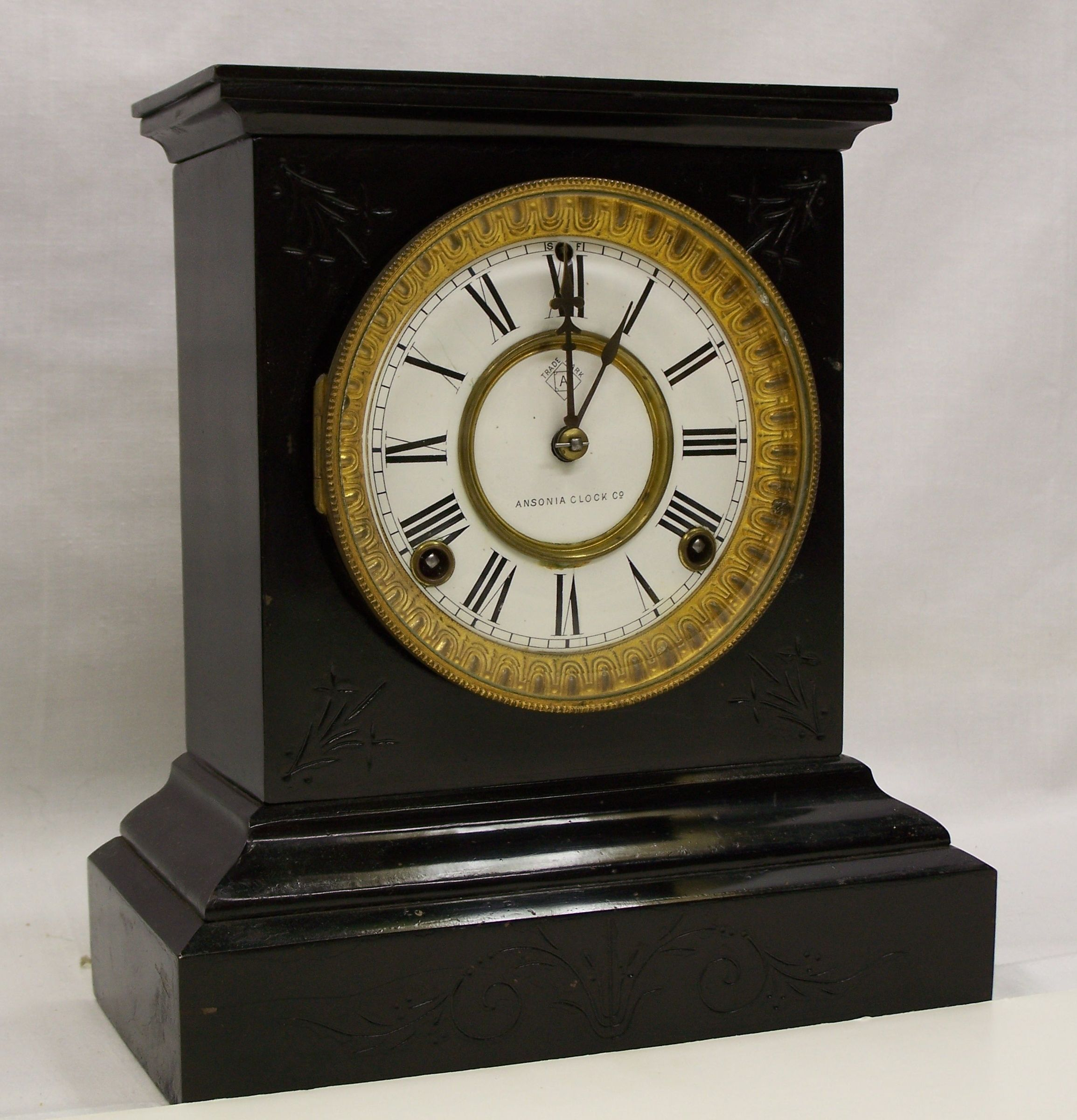 Bulova Mantel Clock | Mantel Clocks | Walmart Mantel Clocks