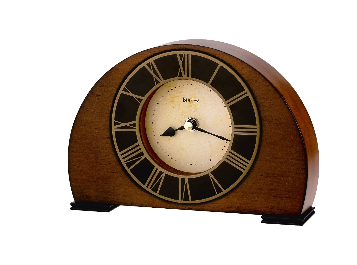 Bulova Mantle Clock | Bulova Mantel Clock | Mantelpiece Clock