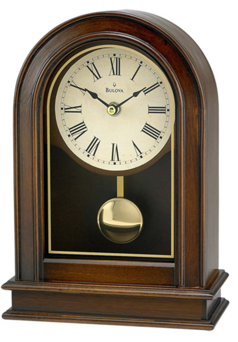 Bulova Quartz Wall Clock | Bulova Mantel Clock | Bulova Chiming Mantel Clock