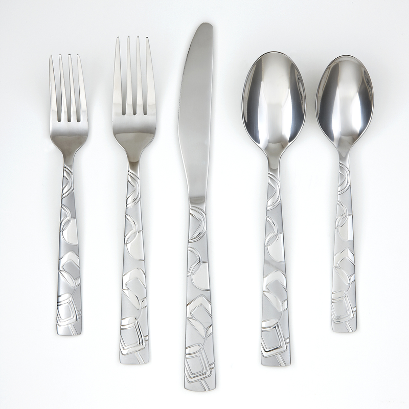 Cambridge Silversmiths | Bamboo Stainless Flatware | Cambridge Stainless Steel Flatware