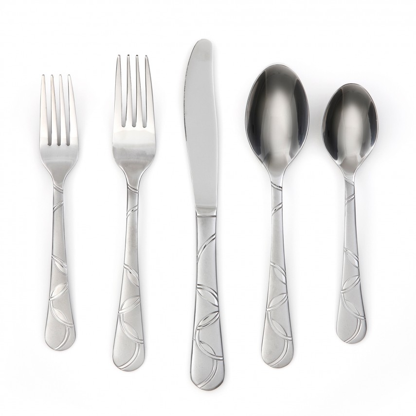 Cambridge Silversmiths | Cambridge Flatware Reviews | Cambridge 20 Piece Flatware