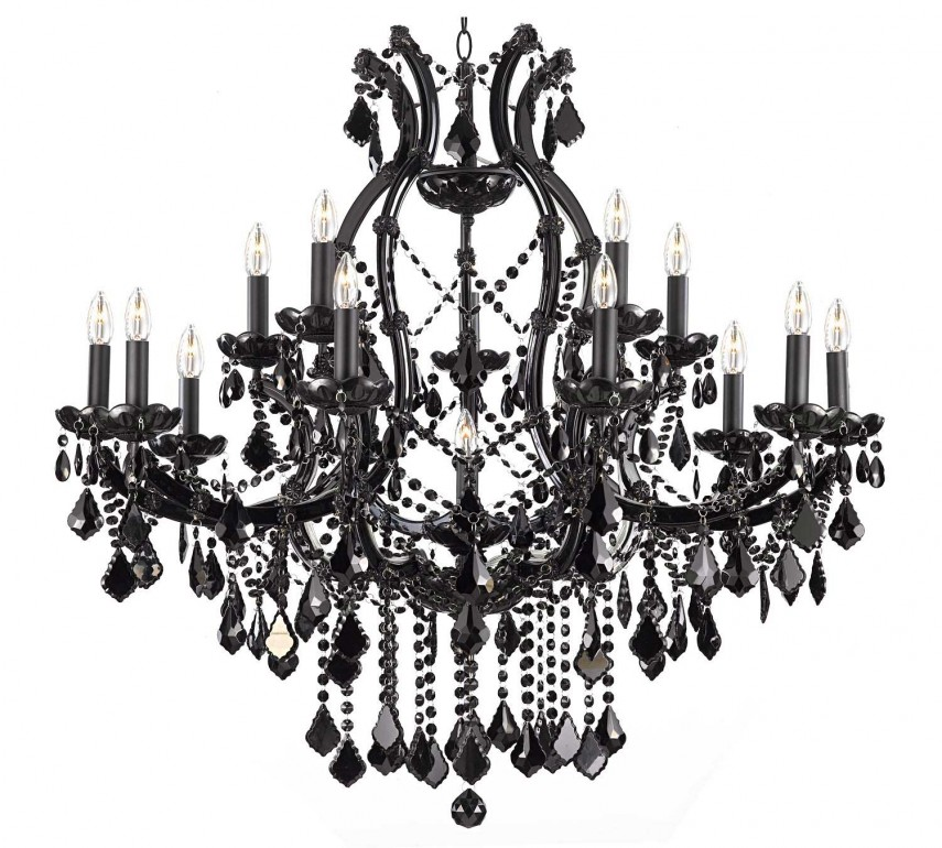 Casbah Crystal Chandelier | Chandelier Crystals | Crystal Chandelier Ceiling Fan