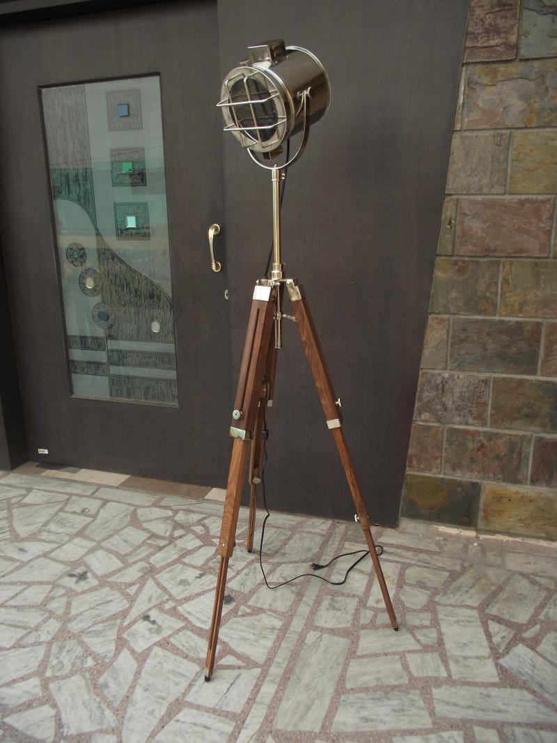 Cb2 Floor Lamp | Tripod Lamp | Crate and Barrel Lamps