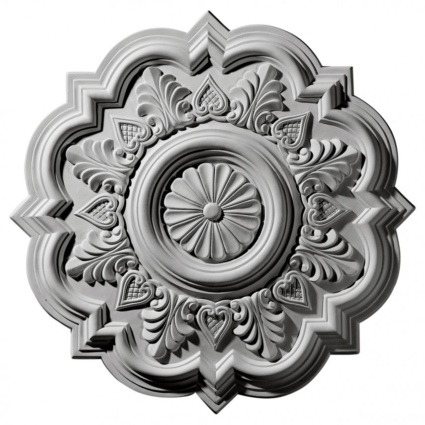 Ceiling Medalions | Rose Ceiling Medallion | Ceiling Medallion