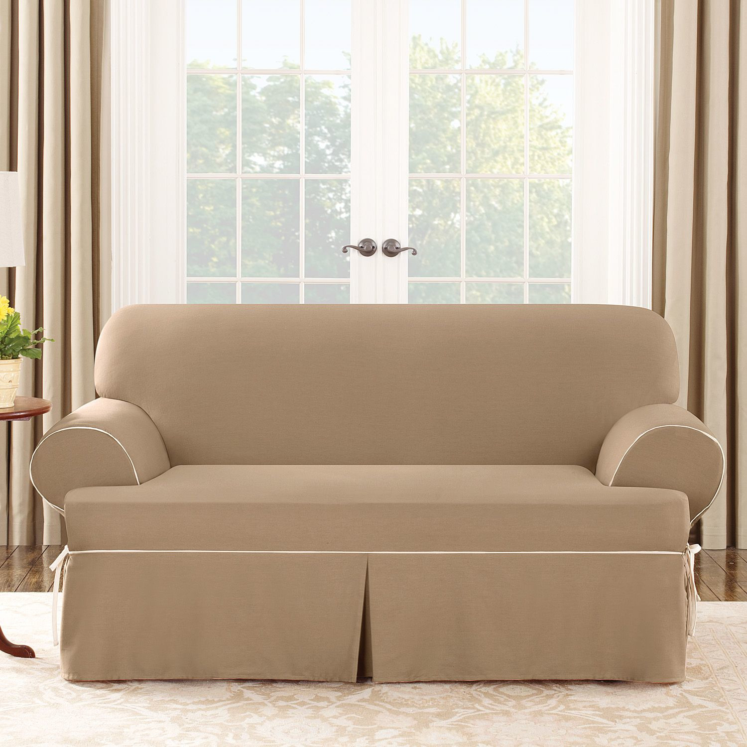 Chair Slipcovers T-cushion | Slipcovers Sofa | T Cushion Sofa Slipcover