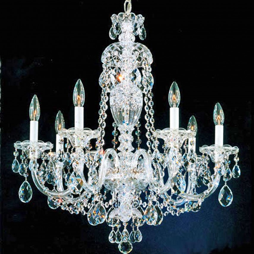 Chandelier Bobeche Suppliers | Chandelier Crystals | Iron And Crystal Chandelier