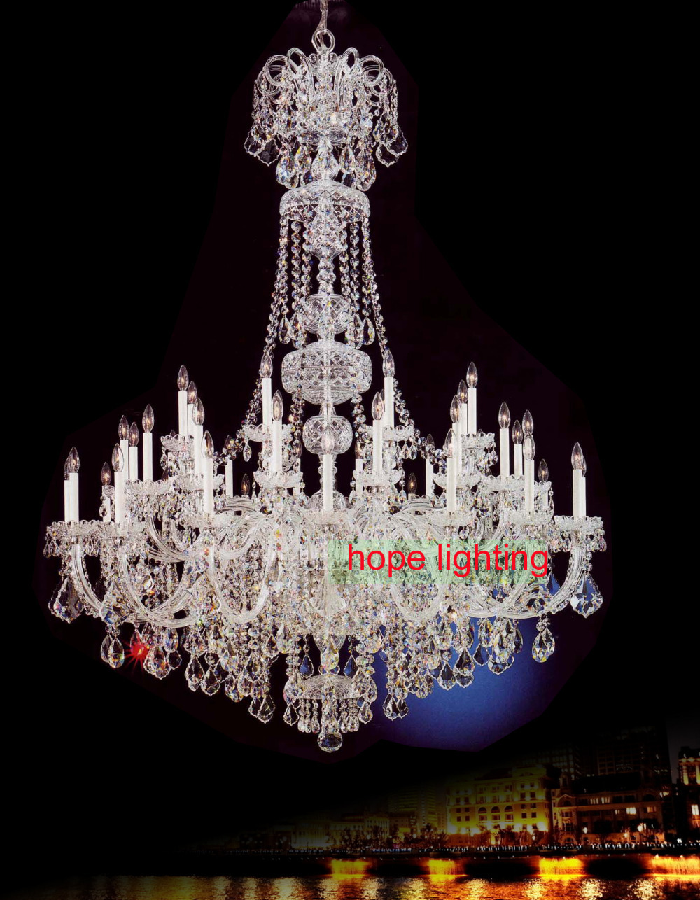 Chandelier Crystals | Antique Chandelier Parts | Ball Crystal Chandelier