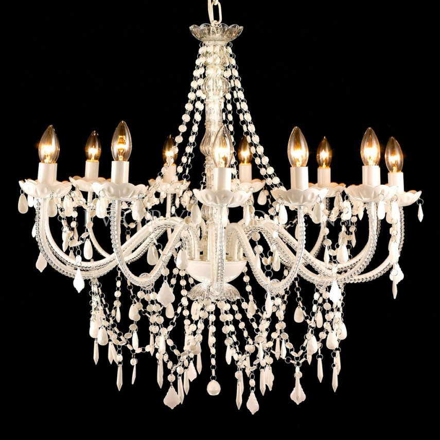 Chandelier Crystals | Chandelier Parts | Schonbek Crystal Chandelier