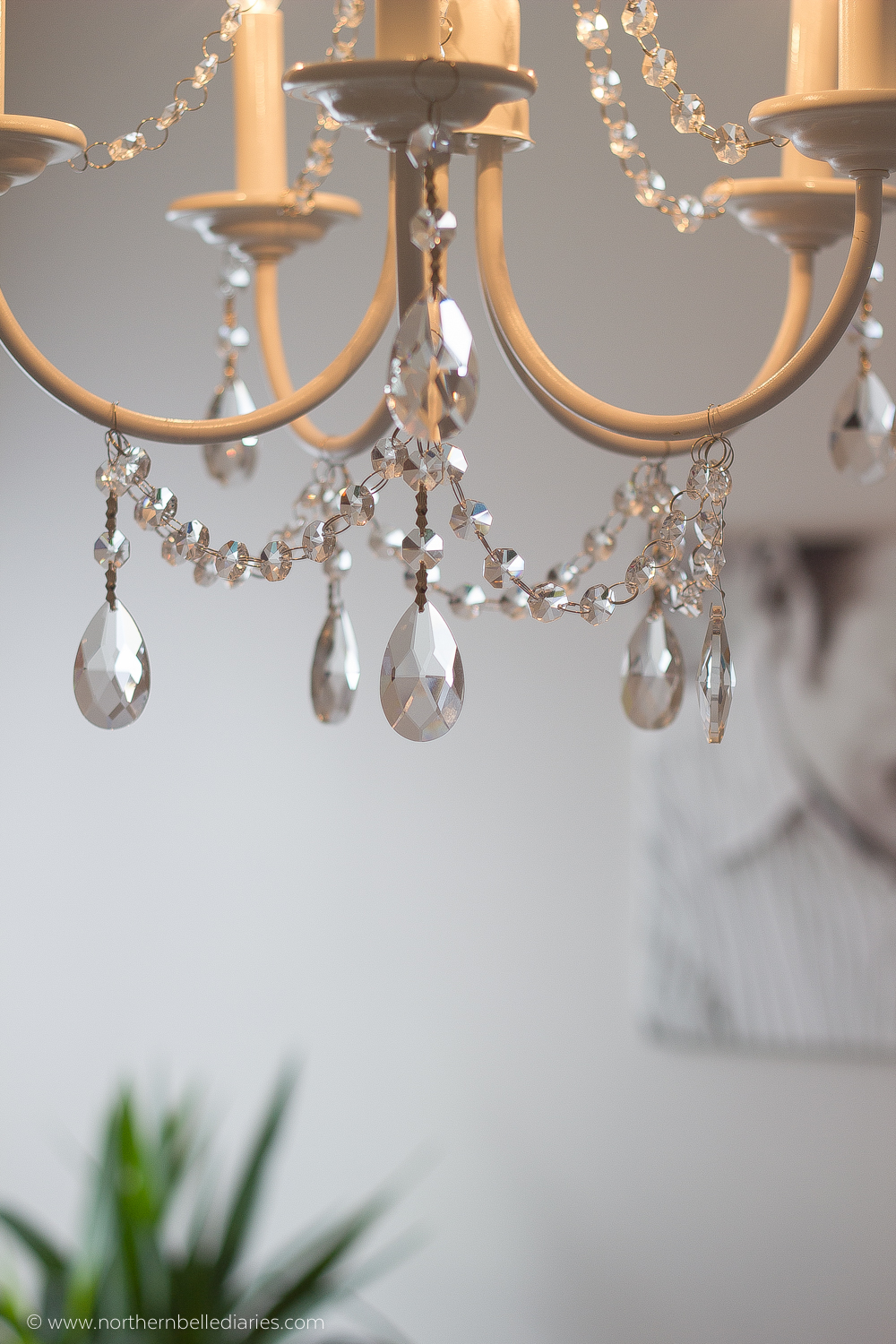 Chandelier Crystals | Crystal Flush Mount Chandelier | Crystal Chandelier Lighting
