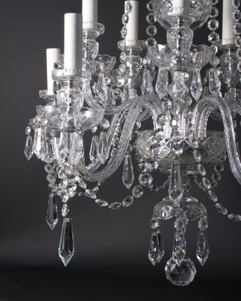 Chandelier Crystals | Decorative Crystals | Antique Crystal Lamps with Prisms