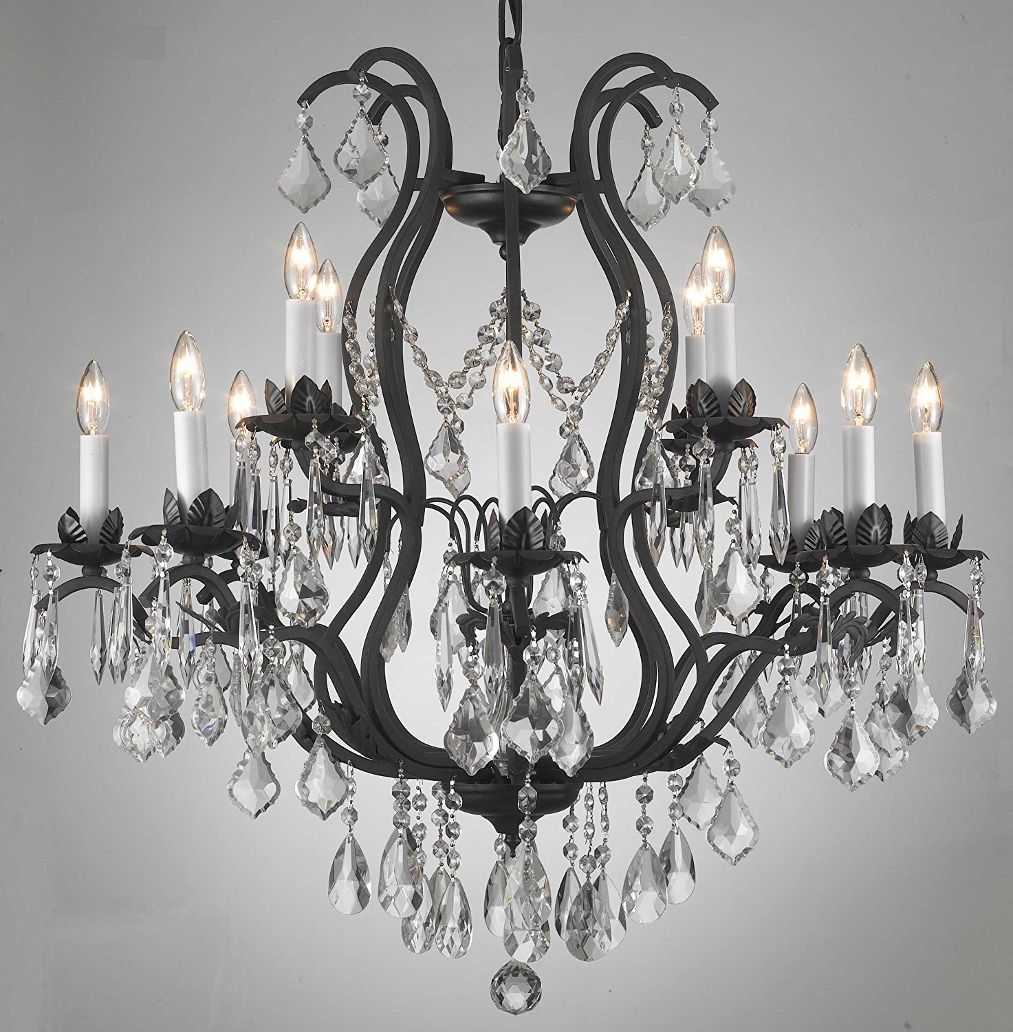 Chandelier Crystals | Foyer Crystal Chandeliers | Strass Crystal Chandeliers