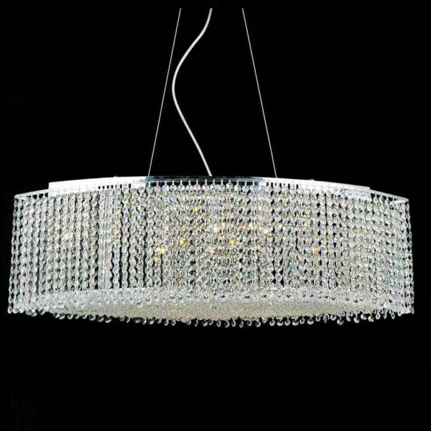 Chandelier Crystals | Rock Crystal Chandelier | Discount Crystal Chandeliers