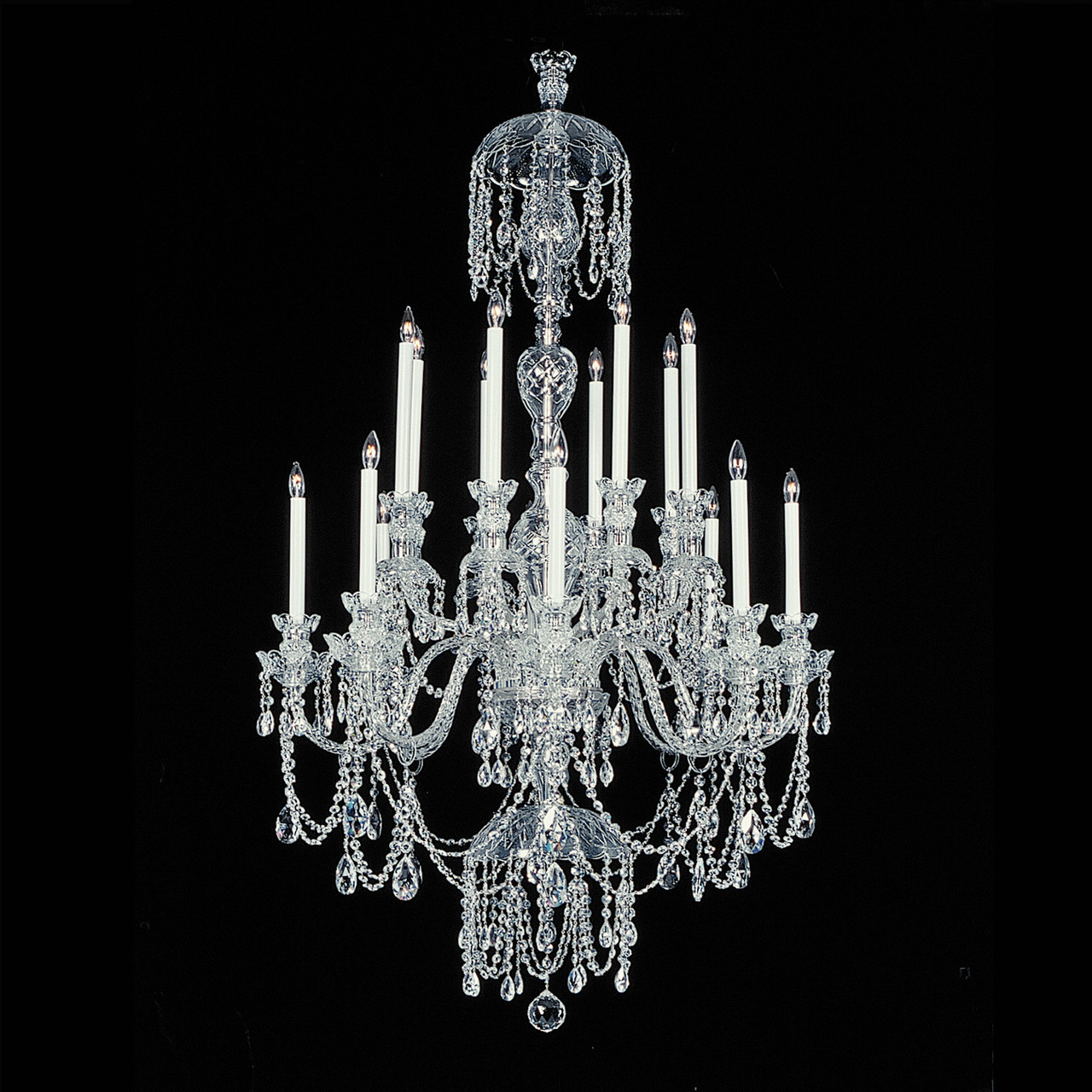 Chandelier Replacement Crystals | Chandelier Crystals | Rock Crystal Chandelier