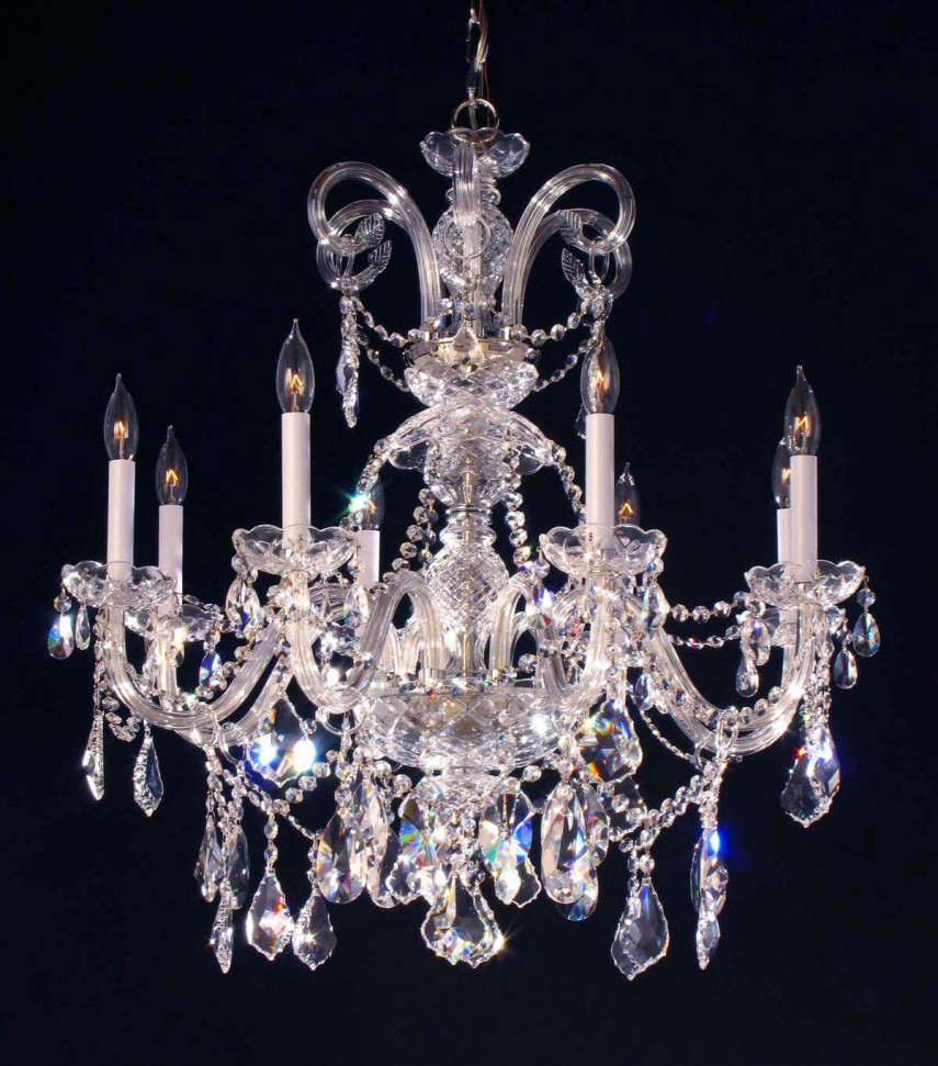 Chandelier Replacement Crystals | How To Clean Crystal Chandeliers | Chandelier Crystals