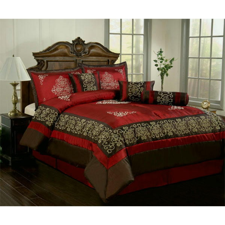 Queen size bedroom comforter sets amberleafmarketplace for Bed and bedroom sets