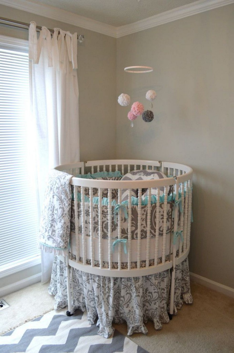 Cheap Cribs | Distressed Baby Crib | Cheap Baby Cribs Under 100 Dollars