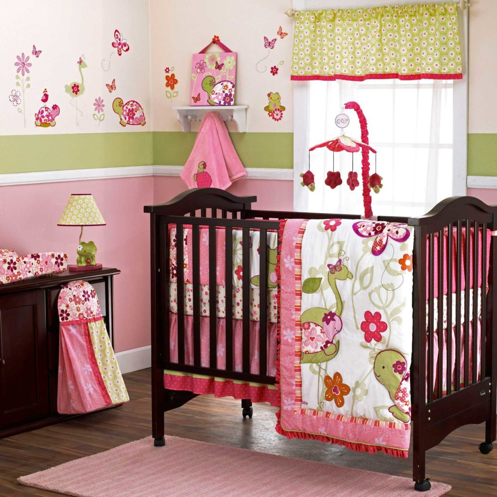 furniture: using cheap cribs for pretty nursery furniture ideas