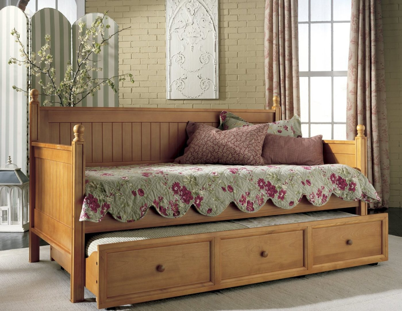 Cheap Daybeds | Twin Daybed with Trundle | Cheap Daybeds for Sale