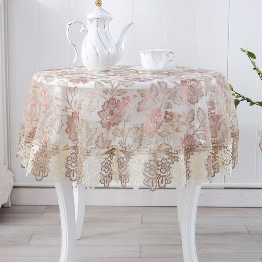 Cheap Lace Tablecloth | Lace Tablecloths | Antique Lace Tablecloths