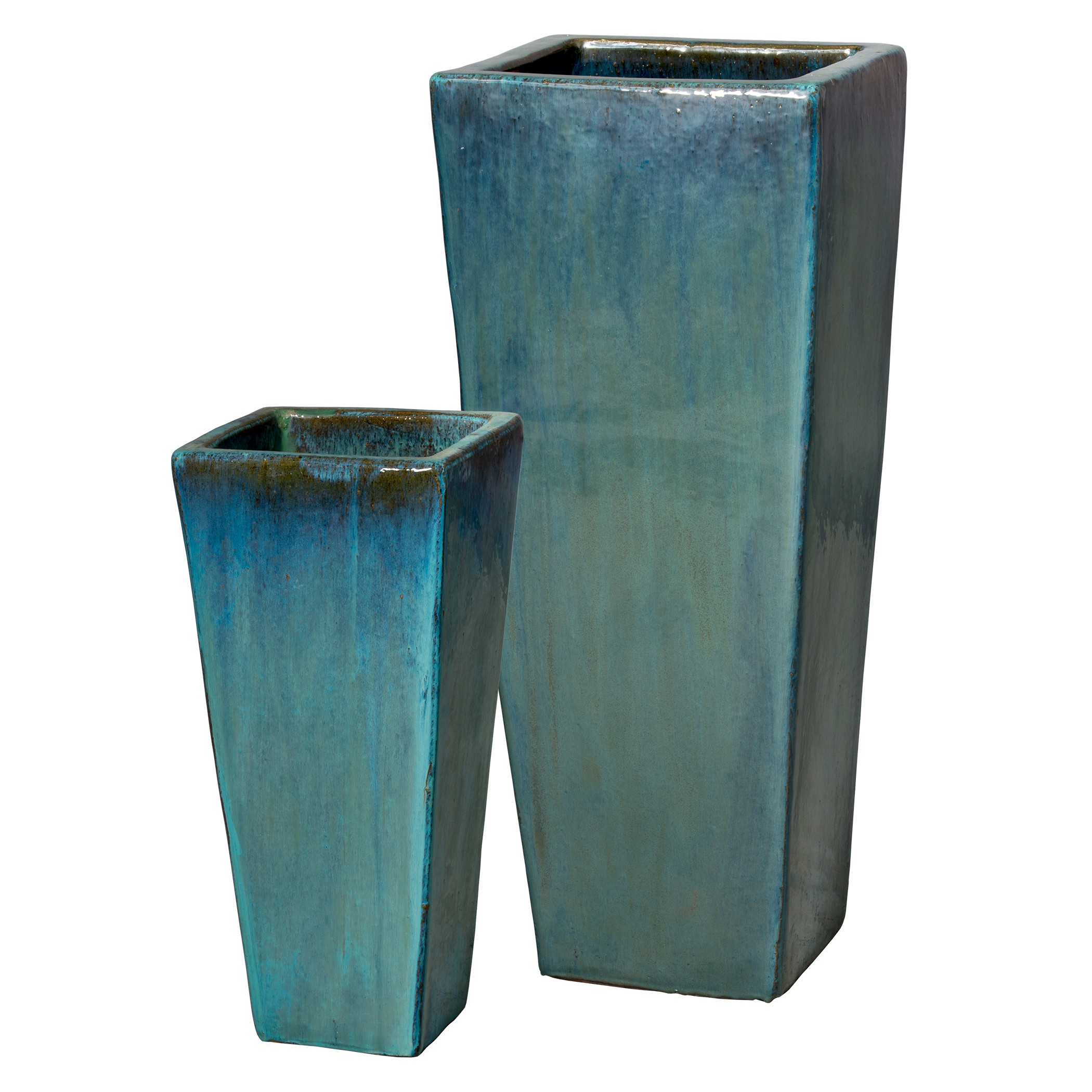 Cheap Planters | Tall Planters | Large Rectangular Planters