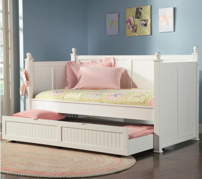 Cheap Trundle Beds | Daybeds For Sale | Full Size Daybed With Trundle