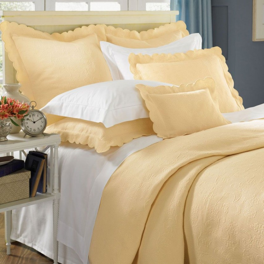 Chenille Bedding | Matelasse Bedspreads | Queen Quilt Bedding Sets
