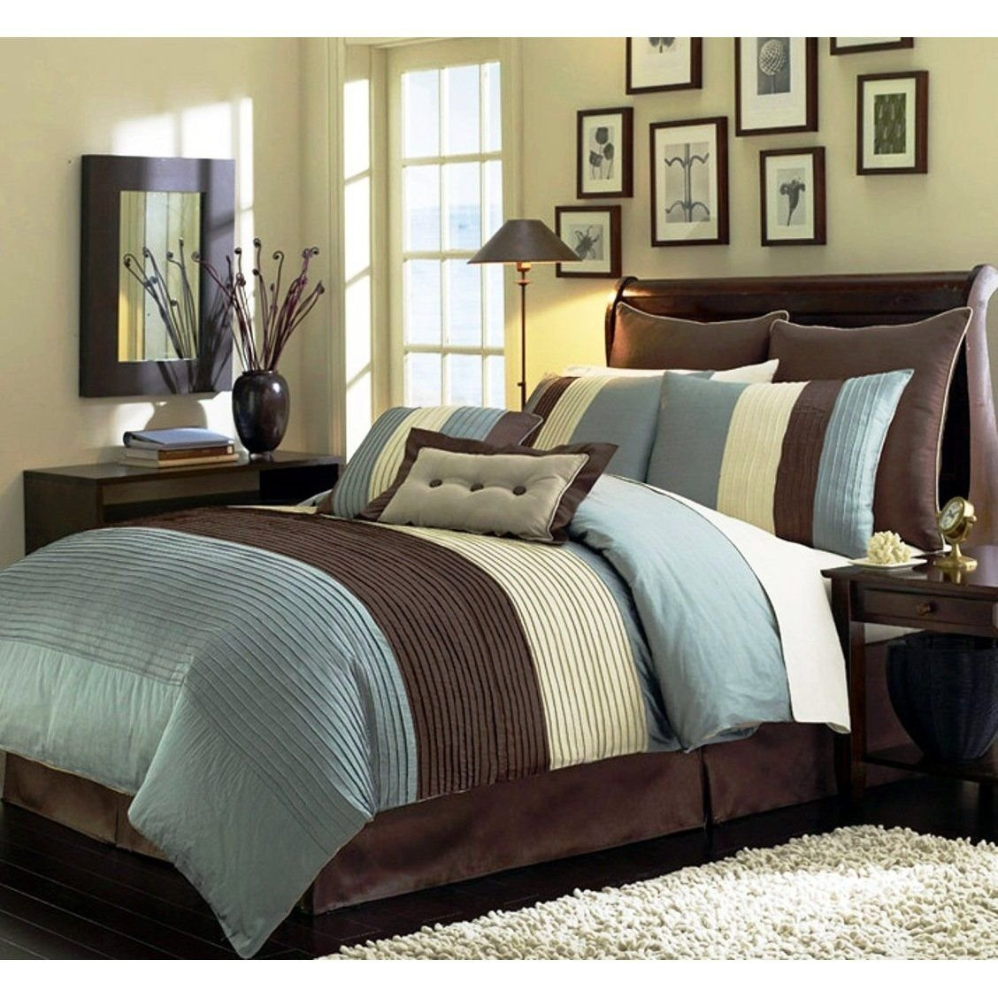 Chevron Comforter | Comforter Sets For Queen Size Beds | Queen Size Bedding Sets