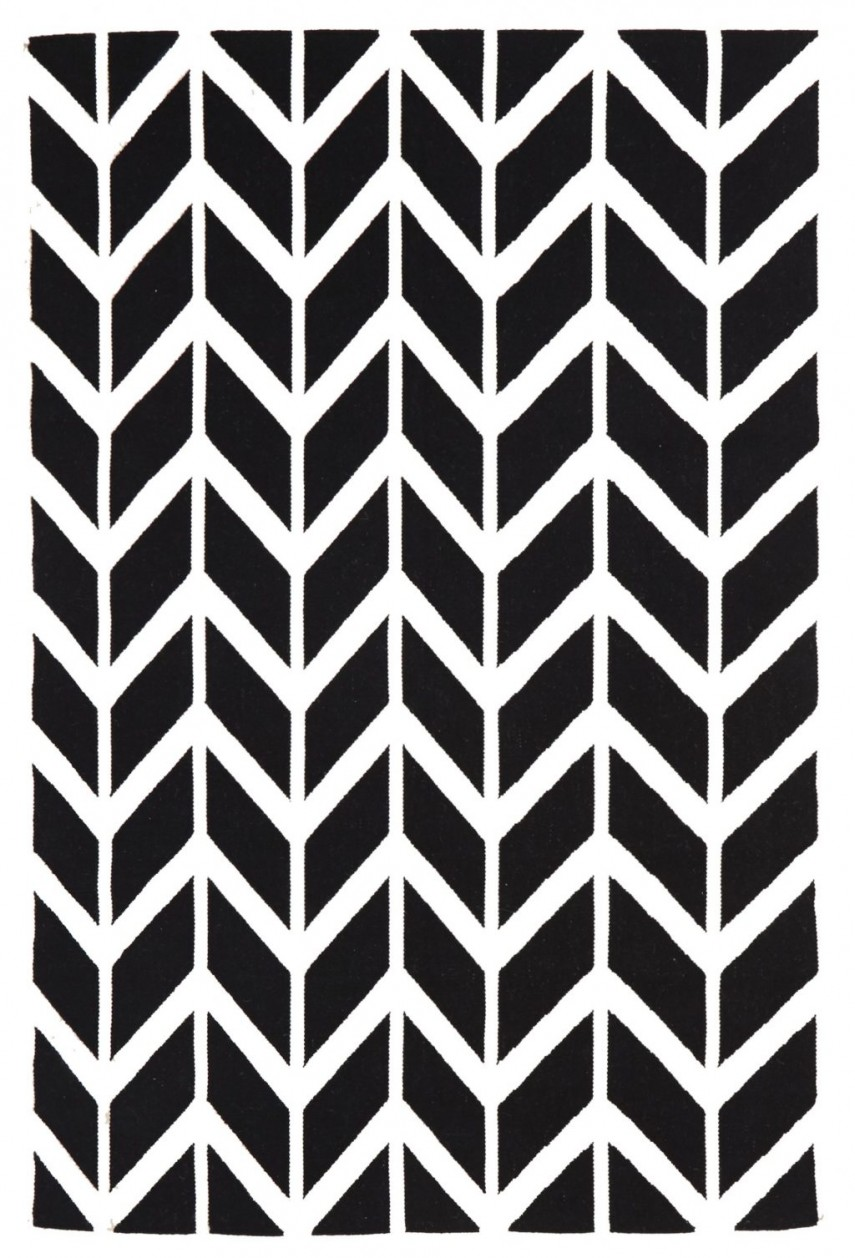Chevron Rug | Beige And White Chevron Rug | Pottery Barn Teen Rugs