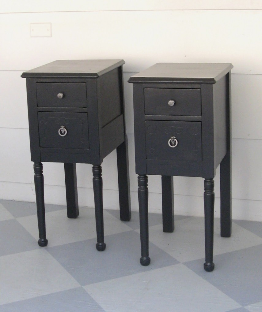 Clearance Nightstand | Narrow Nightstand | Floating Nightstand Ikea