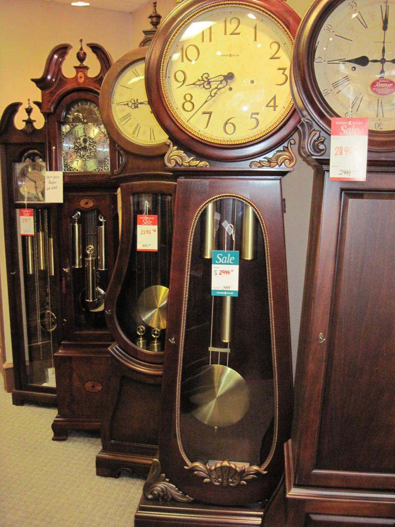 Clockit | Ridgeway Grandfather Clock Ebay | Howard Miller Clock Parts