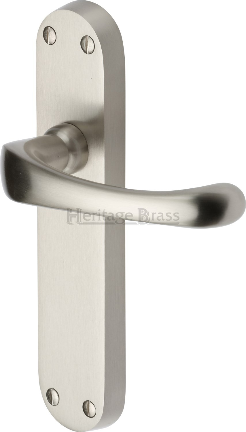 Closet Door Knobs | Brushed Nickel Door Knobs | Farmhouse Door Knobs