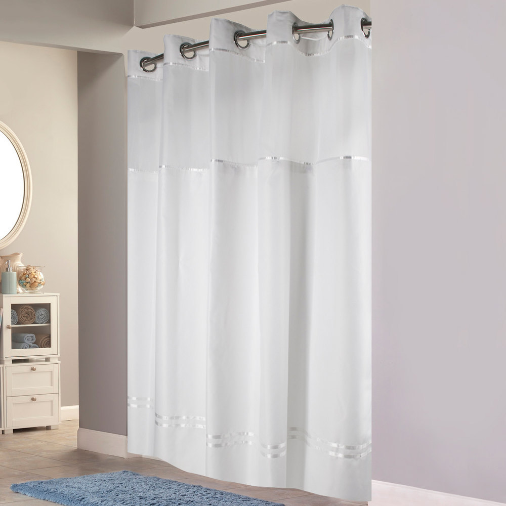 Cloth Shower Curtain Liner | Stall Shower Curtain Liner | Shower Curtain Liner
