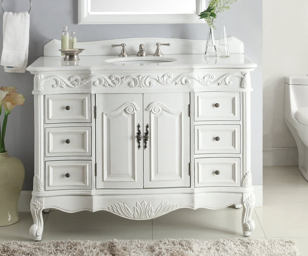Comfy Chans Furniture | Incredible 20 Inch Vanity