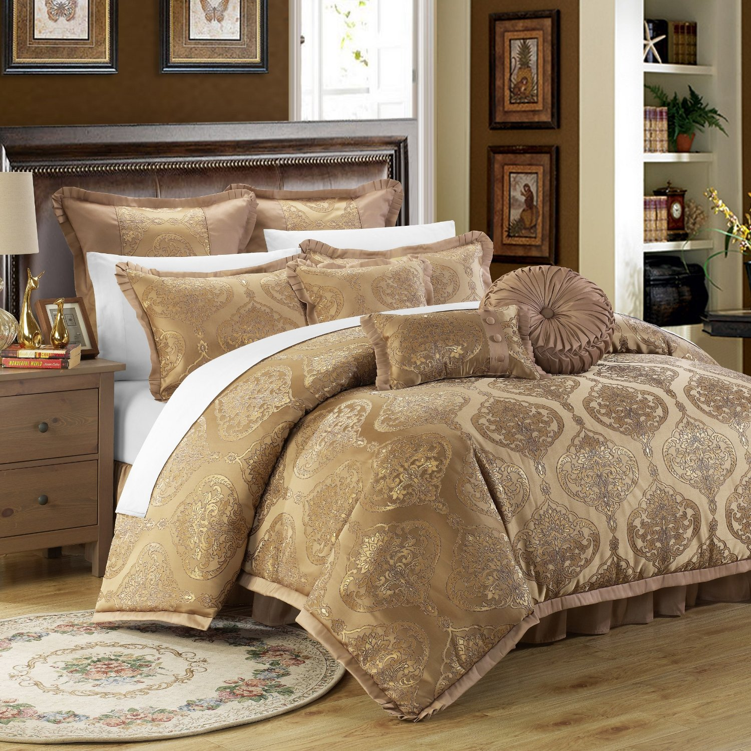 Comfy Comforter | Discount Quilts | Luxury Comforter Sets