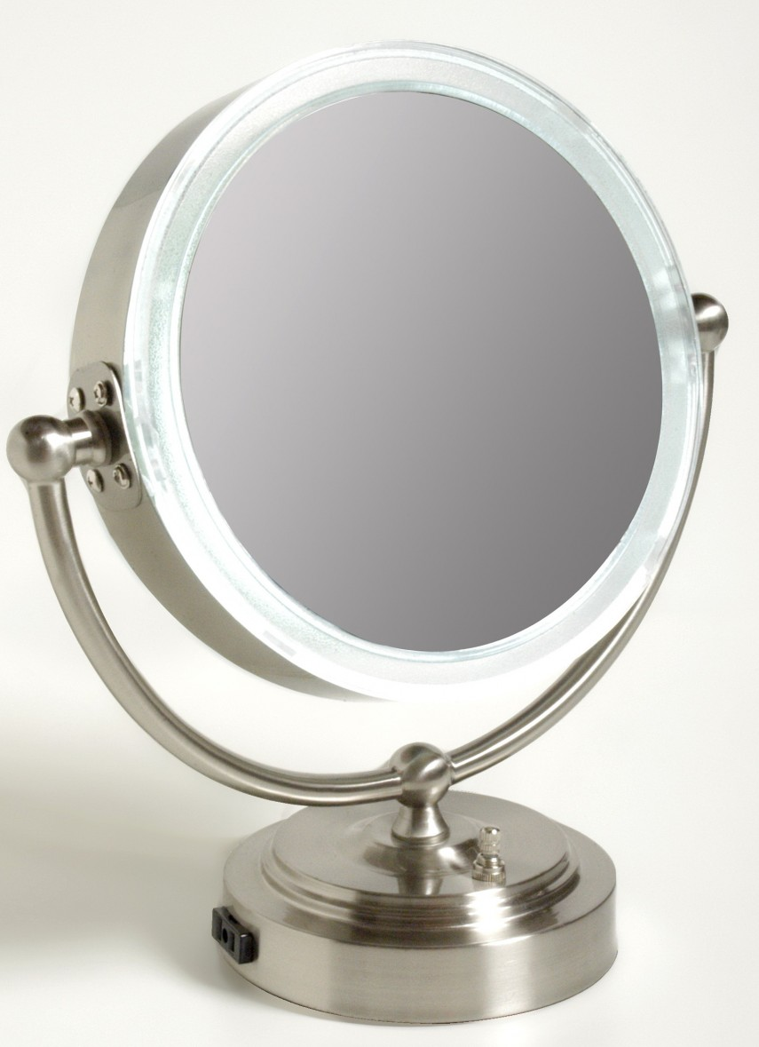 Conair Double Sided Lighted Makeup Mirror | Best Lighted Makeup Mirror | Lighted Makeup Mirror