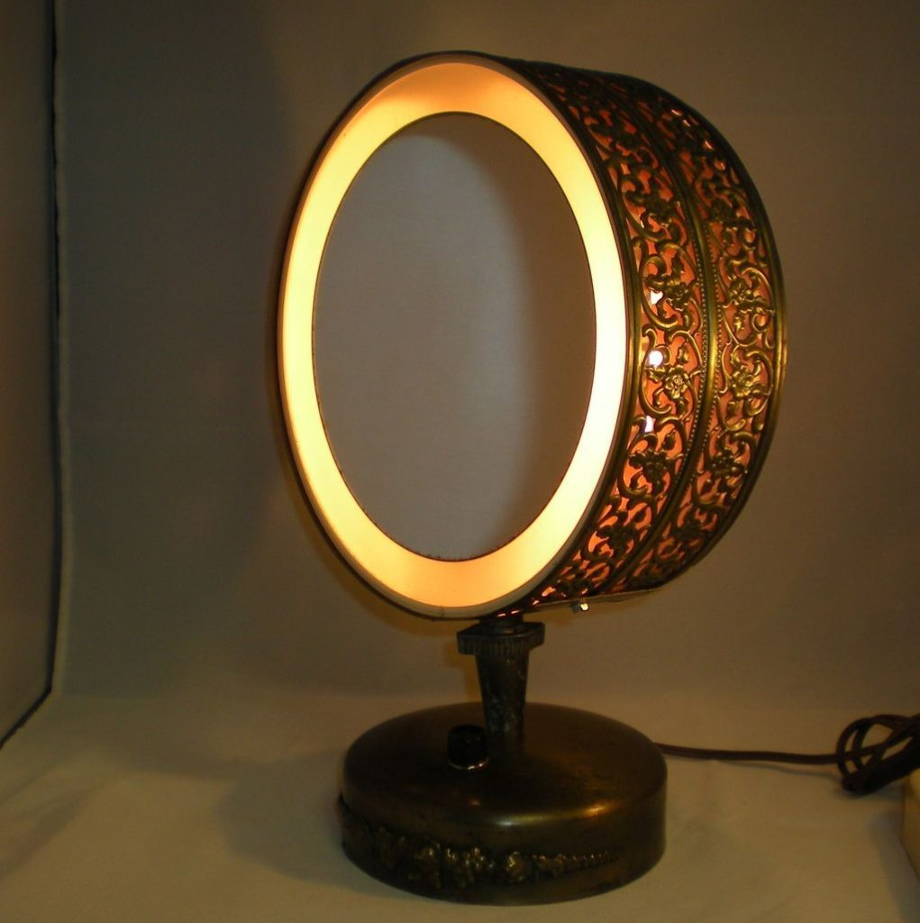 conair double sided lighted makeup mirror best lighted makeup mirror wall mount makeup mirror