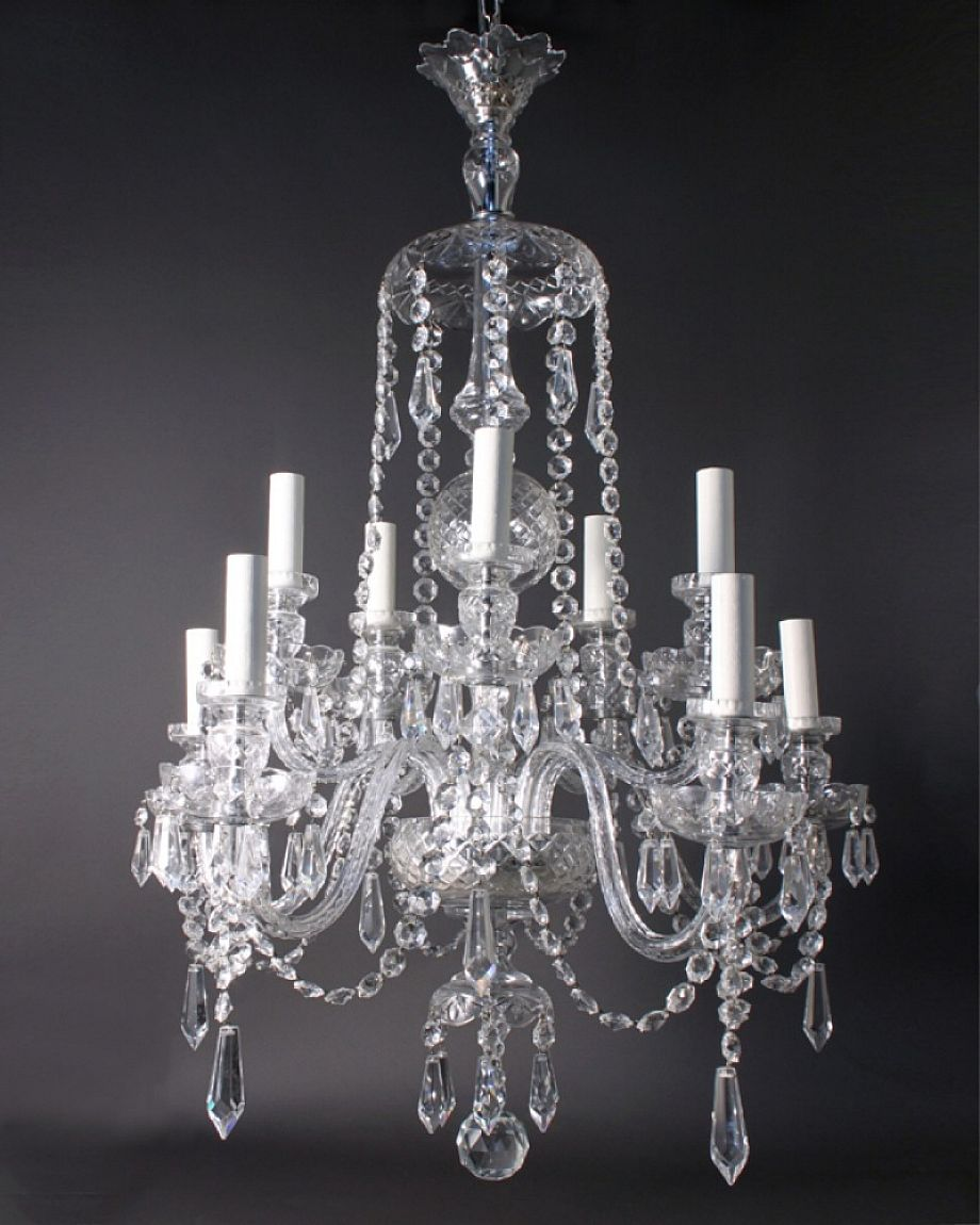 Contemporary Crystal Chandeliers | Waterford Crystal Chandelier | Chandelier Crystals
