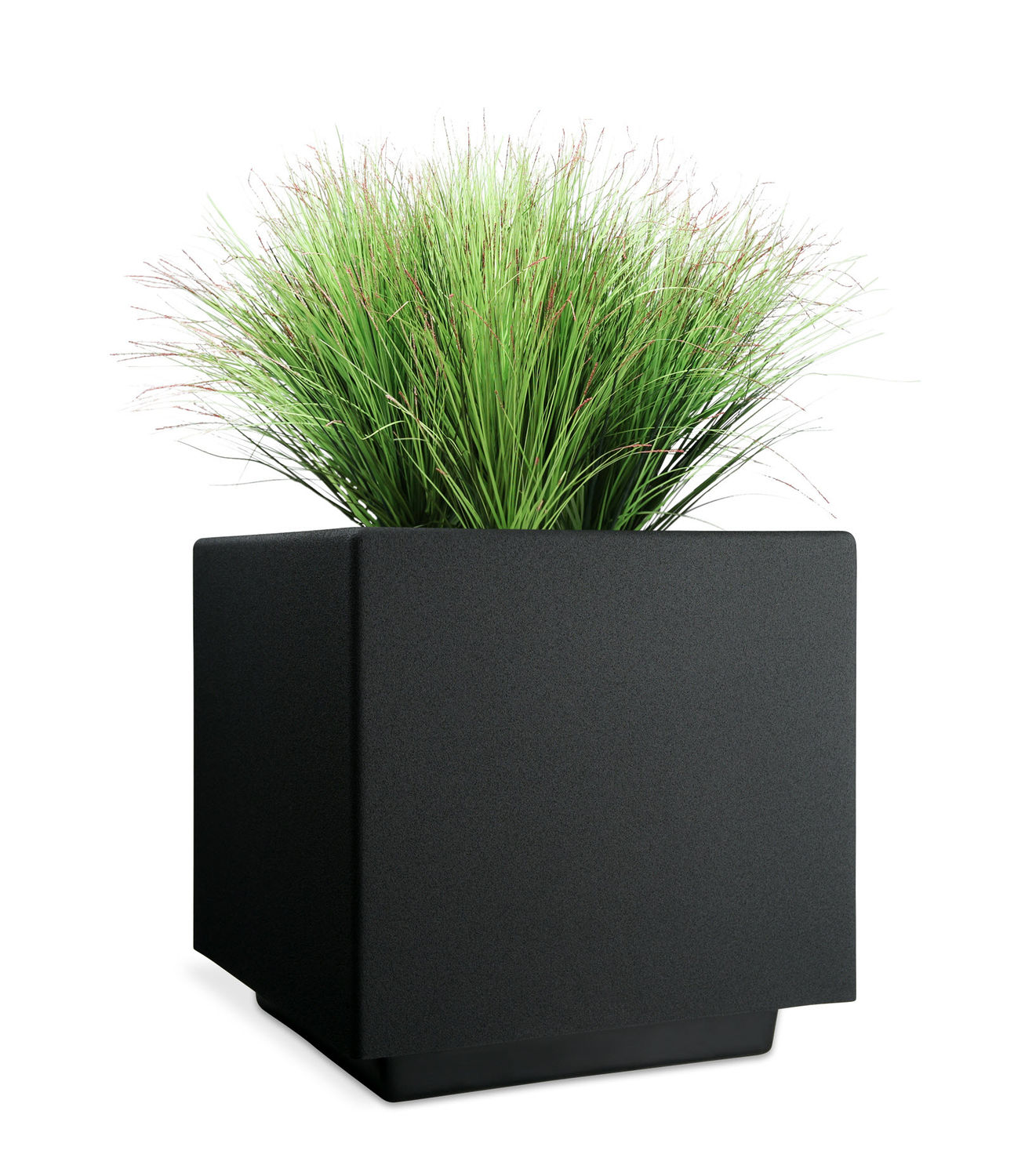 Contemporary Flower Pots Large | Column Planter | Fiberglass Planters