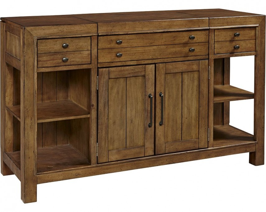Contemporary Sideboards And Buffets | Small Kitchen Hutch | Buffets And Sideboards