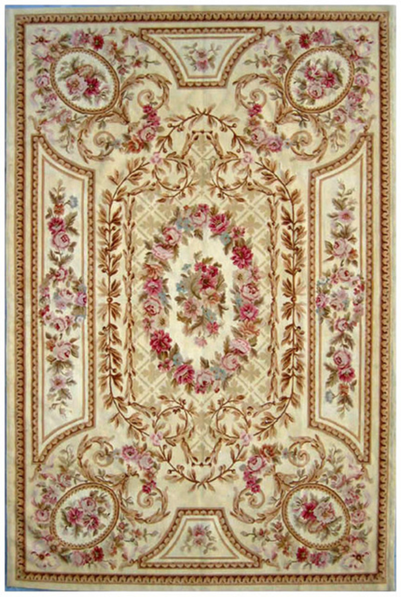 Cool Aubusson Carpets Style | Captivating Aubusson Rugs