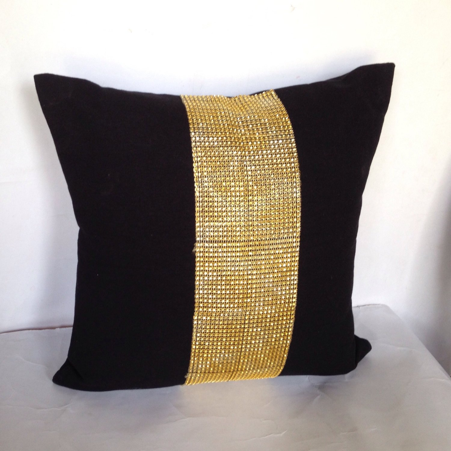 Coral Decorative Pillows | Purple Lumbar Pillow | Gold Throw Pillows