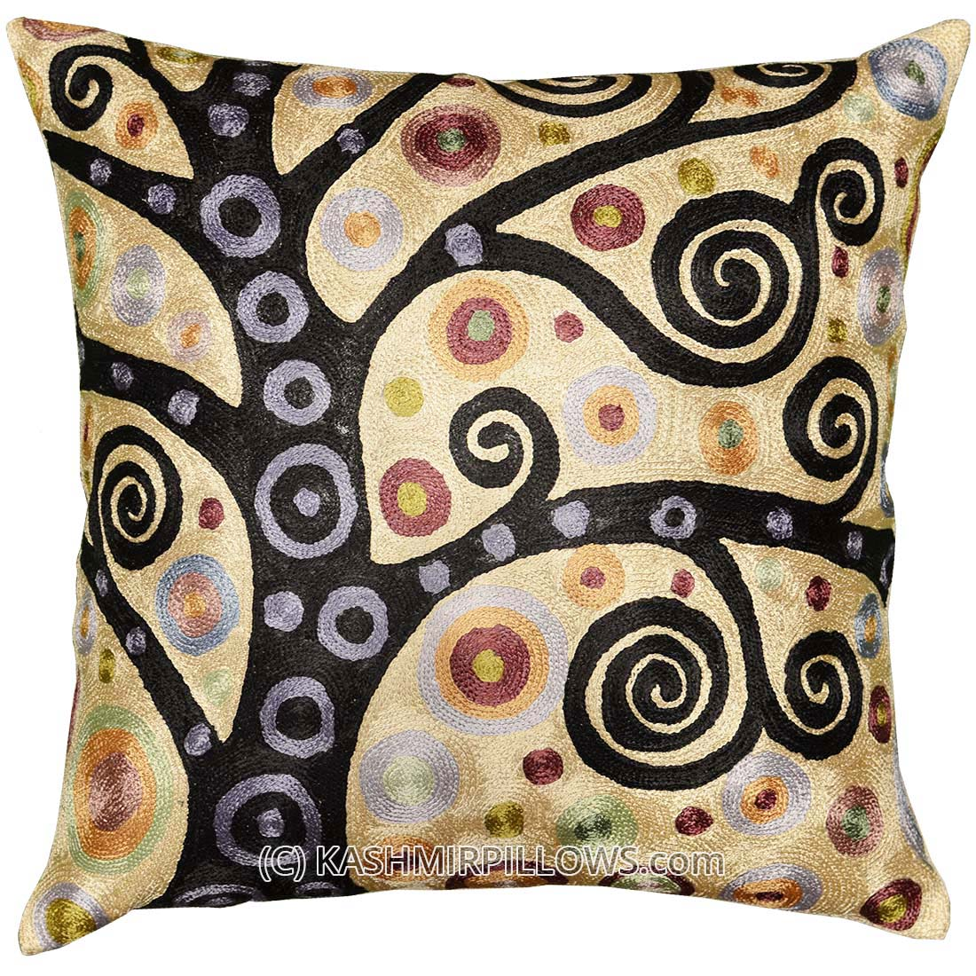 Couch Pillow Covers | Gold Throw Pillows | Big Couch Pillows