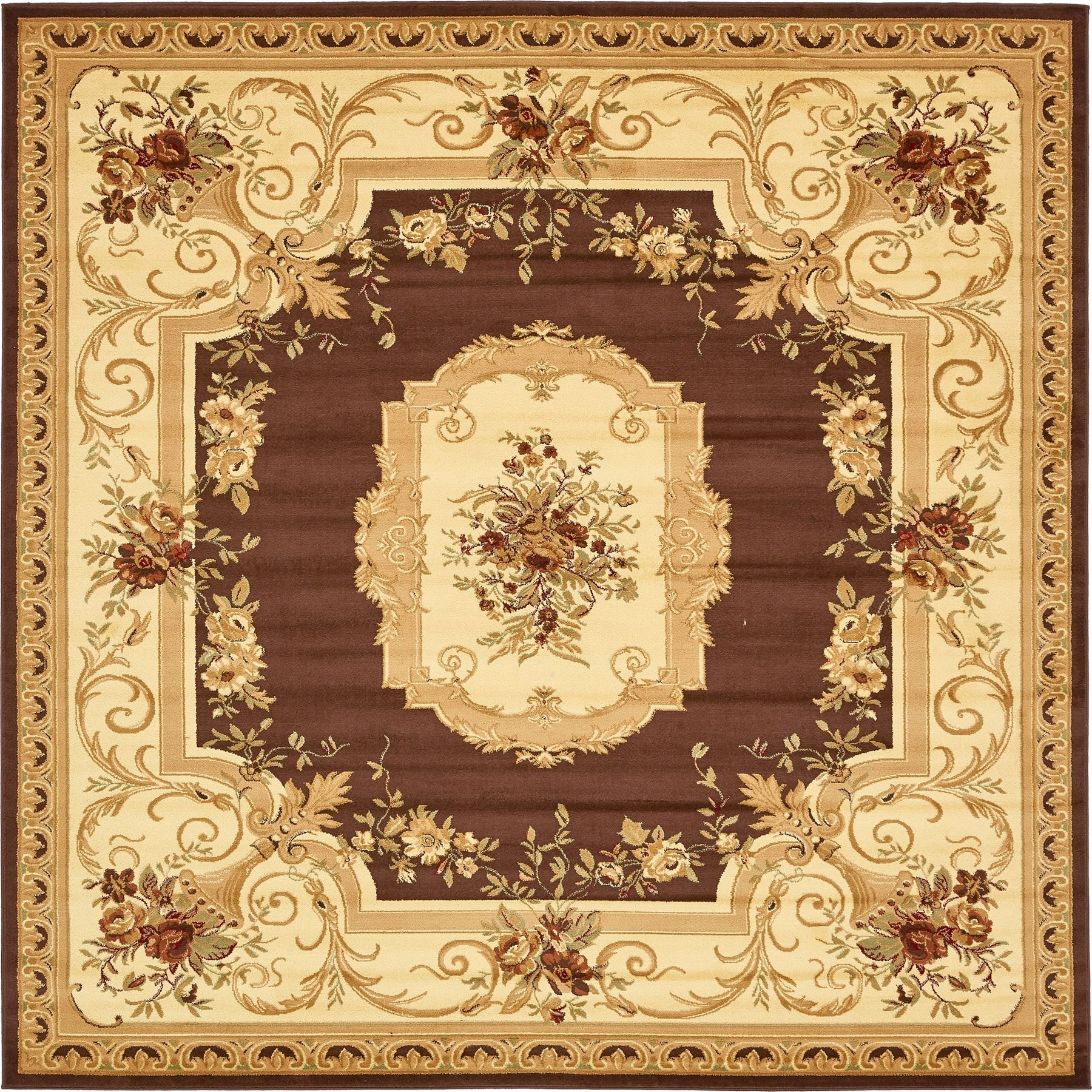 Cozy Sculptured Rugs and Carpets | Chic Aubusson Rugs