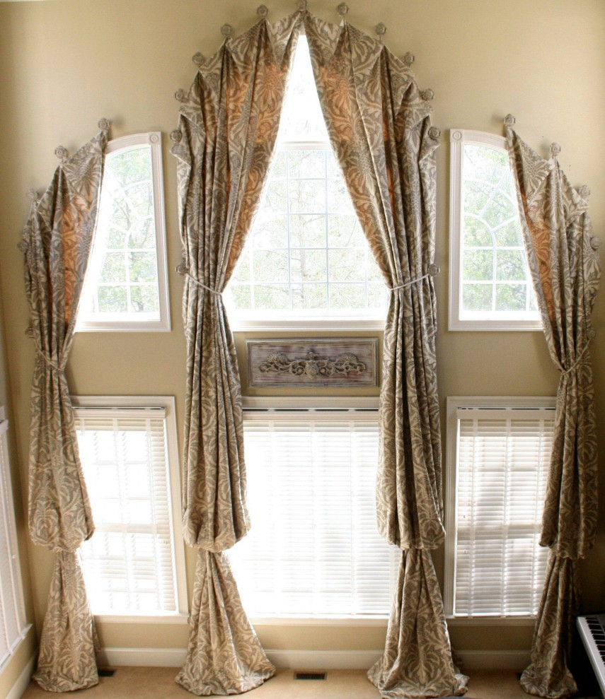 Crate And Barrel Curtains | Window Drapes | Drapes For Tall Windows