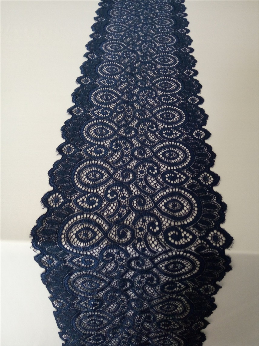 Crochet Lace Table Runner | Lace Table Runners | Grey Table Runner