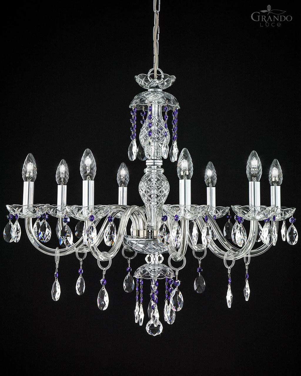 Crystal Ceiling Fans | Chandelier Crystals | Chandelier Wholesale