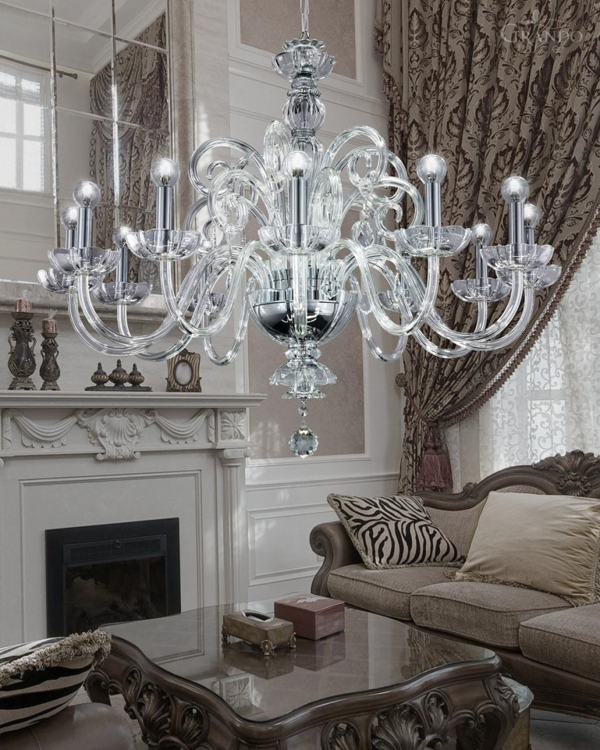 Crystal Sphere Chandelier | Chandelier Crystals | Antique Chandelier Parts