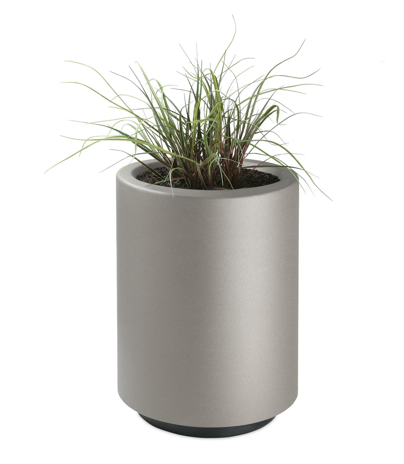 Cube Planters | Tall Resin Outdoor Planters | Fiberglass Planters